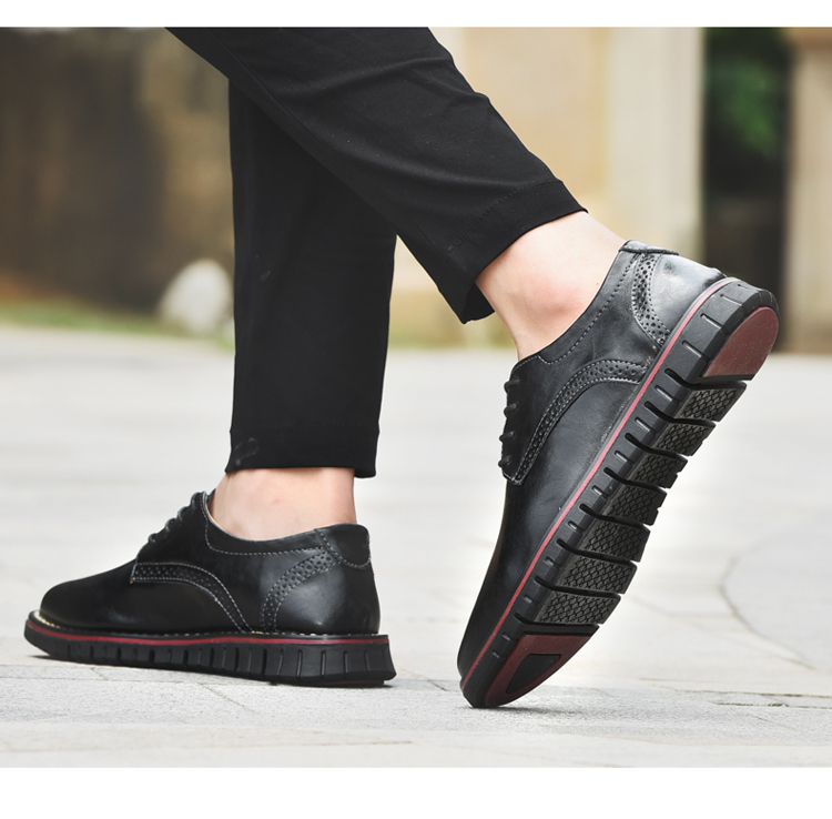 LEATHER SHOES (5)