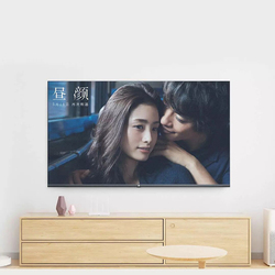 Original Xiaomi Tv 4  65inche Borderless Full Screen Real 4K HDR TV Set 2GB+16GB Memory AI Metal Body Voice Control Dolby Sound 5