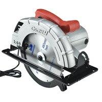 9 inch electric circular saw handheld woodworking electric saw inverted electric wood cutting machine hardware tools