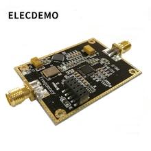 ADF4351 płyta modułowa dewelopera źródło sygnału rf źródło sygnału pętla z blokadą fazową PLL obsługuje przeskakiwanie częstotliwości