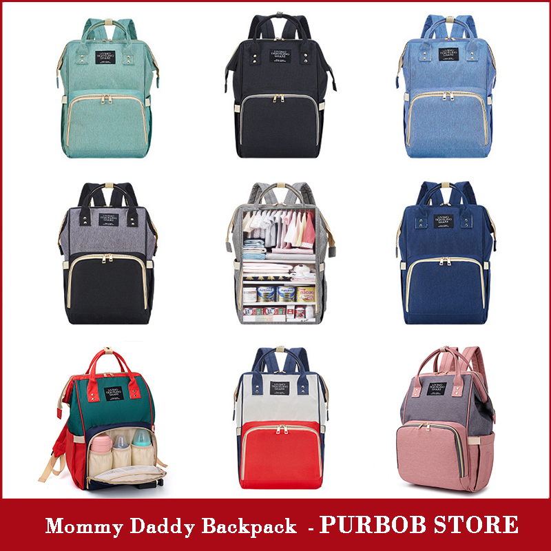 PURBOB kids diaper mother bag maternity wet backpack Stroller baby care bags for mom nappy changing mommy organizer nurse mummy
