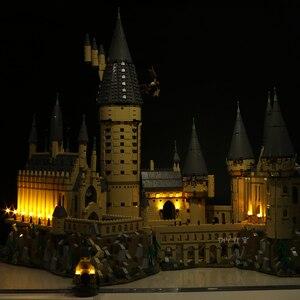 Image 5 - Led Light Set Compatible For Lego 71043 Harry Movie 16060 creator Hogwarts Castle Building Blocks Bricks Toys (Only LED lights)