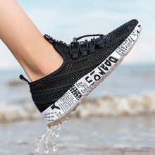 New Design Men Women Water Shoes Quickly Dry Outdoor Beach Sandals Men Sport Casual Shoes Zapatos
