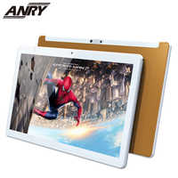 ANRY 4G LTE Chiamata di Telefono 10.1 Pollici Android 9.0 Tablet PC 8 GB di RAM 128GB di ROM 8000mAh batteria IPS Schermo HD 1920x1200 WiFi Tablet