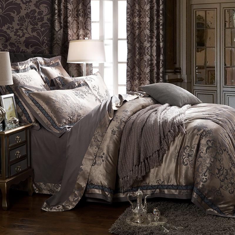 Di Natale 4 Pcs Cotone Beding Set di Quattro Federe Copripiumino Personalizzabile 1.5 M/1.8 M/2.0 M flanella Materassi Biancheria da Letto - 2