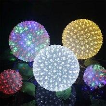 50/200/300 светодиоды большой led вишня мяч огни вишни со сказочным
