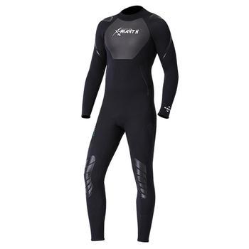 Swimsuit Outdoor Prop Sport Life Vest Costume Snorkeling Suit Wetsuit Convenient Durable SCR Neoprene for DIVESIAL Clothing