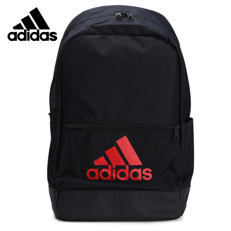 Original Adidas CLAS BP BOS Backpack Unisex Handbags Sports Training Bags DT2629