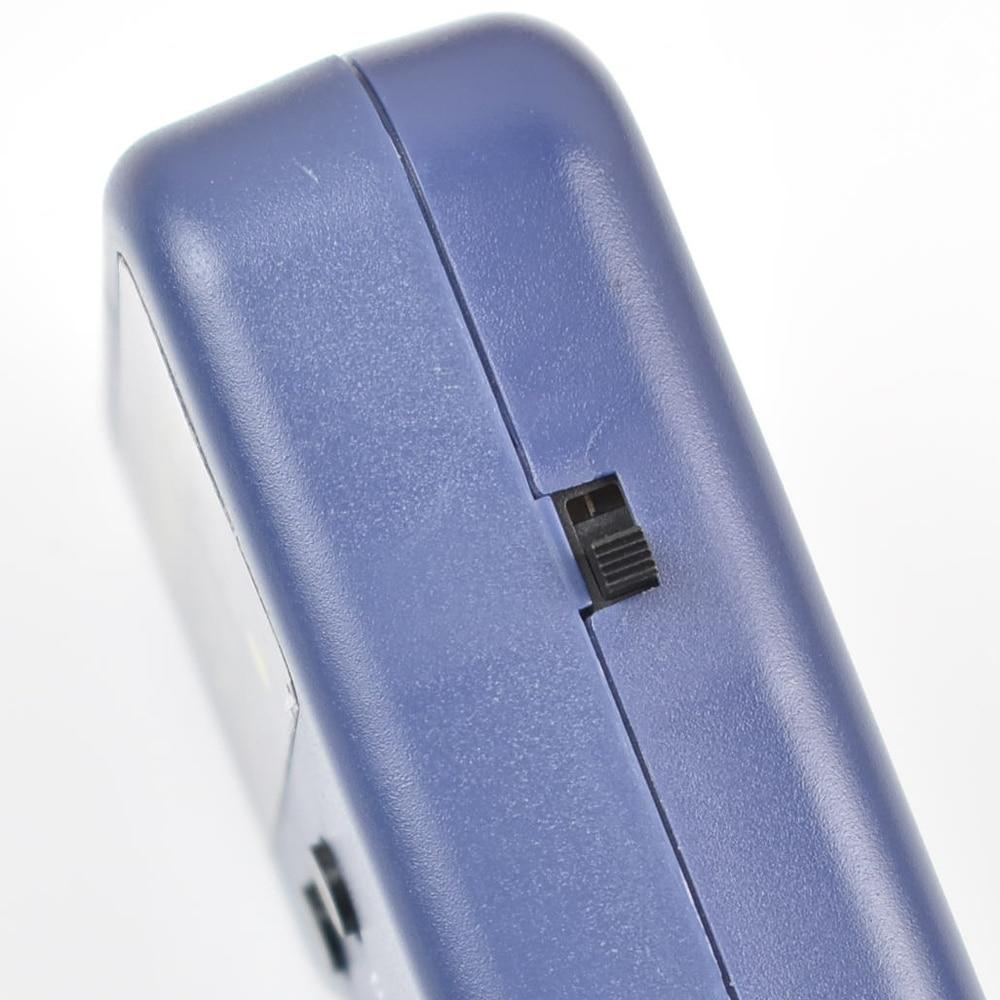 Lector de tarjetas de identificación RFID portátil de 125KHz y escritor/copiadora/duplicadora/programador + 3 uds EM4305 T5577 etiquetas grabables de Control de acceso