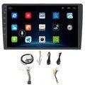 10 1-дюймовый Android 8 1 Автомобильный Bluetooth Wifi Gps навигация четырехъядерный Радио Видео Аудио мультимедиа Mp5 плеер