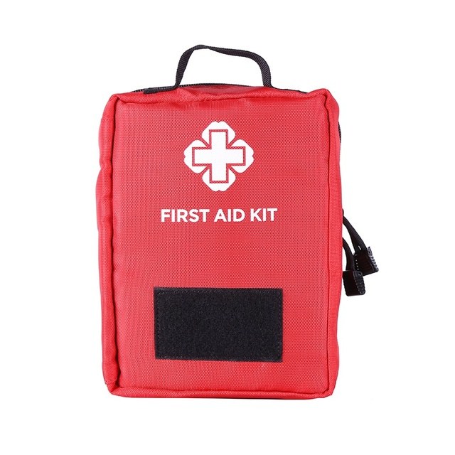 Nylon Waterproof anti-corrosion First Aid Kit Bag Emergency Kits Portable Medical Package For Outdoor Tour Camping Travel Surviv 1