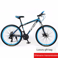 Quality Aluminum 24 Speed  26 Inches  Ordinary Pedal Bike Svariable Speed Bicycle