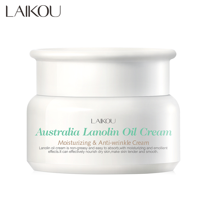 Australia Sheep Oil Lanolin Cream Whitening Anti-Aging Anti Wrinkle Leg Arm Knee Moisturizing Nourish Creams Face Body Skin Care