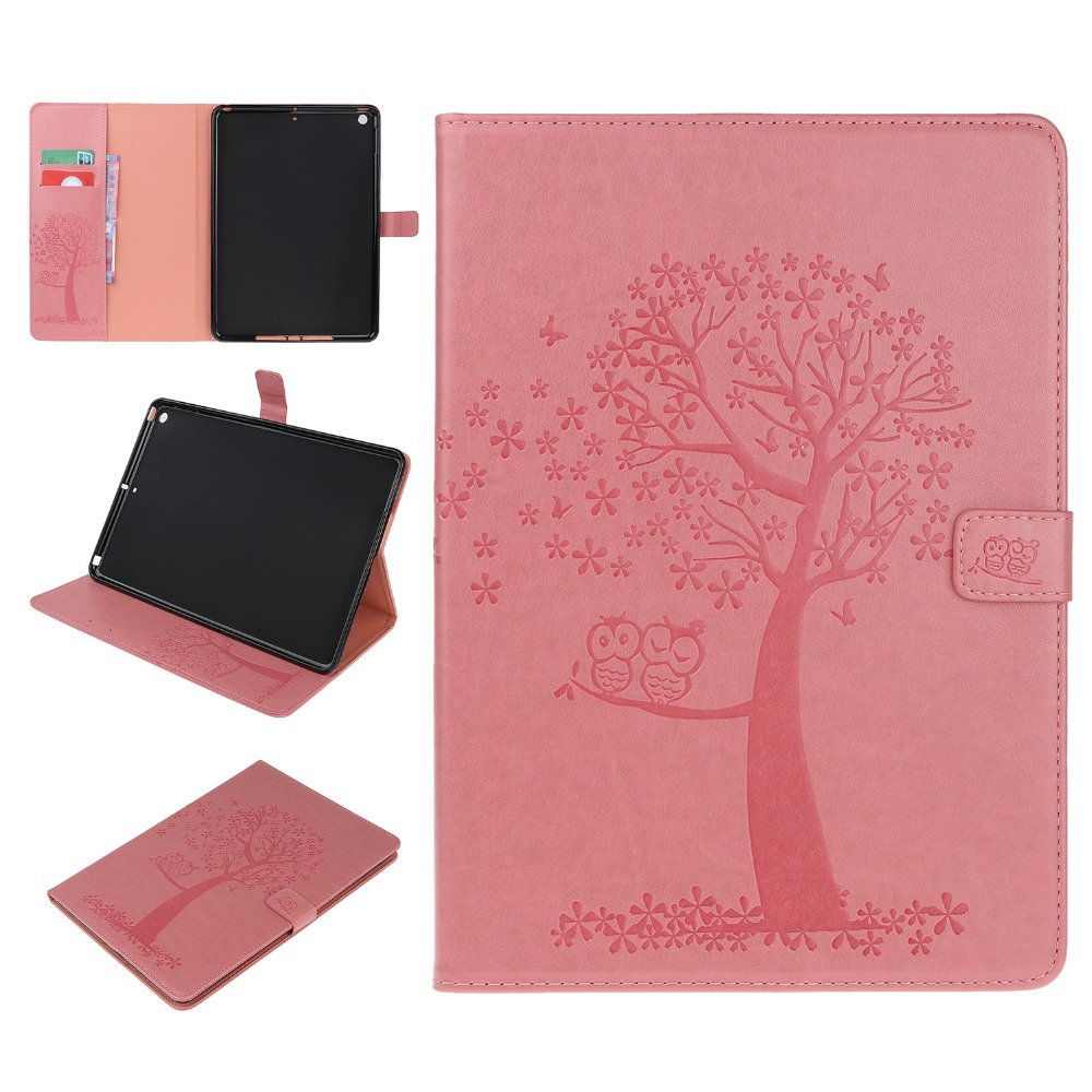 Stand For 10.2 iPad iPad Smart 7th inch Folio Leather For Auto Sleep PU 2019 Cover Case