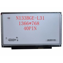13.3 inch lcd Laptop screen N133BGE-L31 B133XW01 LP133WH2 for Lenovo U310 U350 V360 V370G