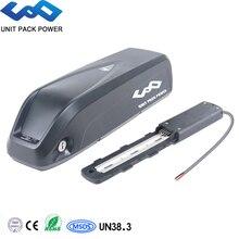 36V 17.5Ah 15Ah 13Ah elektrikli eBike pil küçük Hailong bisiklet piller için Bafang BBS01 BBS02 TSDZ2 500W 350W 250W Motor