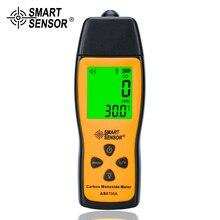 Ручной счетчик угарного газа портативный CO детектор утечки газа анализатор Высокая Точность Детектор de газовый монитор тестер 1000ppm