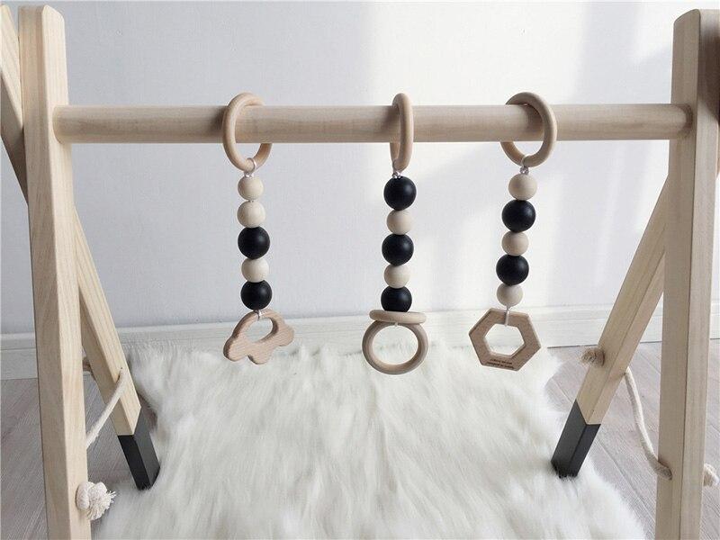 Estilo nórdico decoração do quarto do bebê