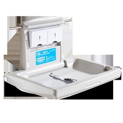 Baby Care Table Can Be Placed With Wall-mounted Diaper Bed, Public Safety Seat, Maternal And Infant Room Can Be Folded