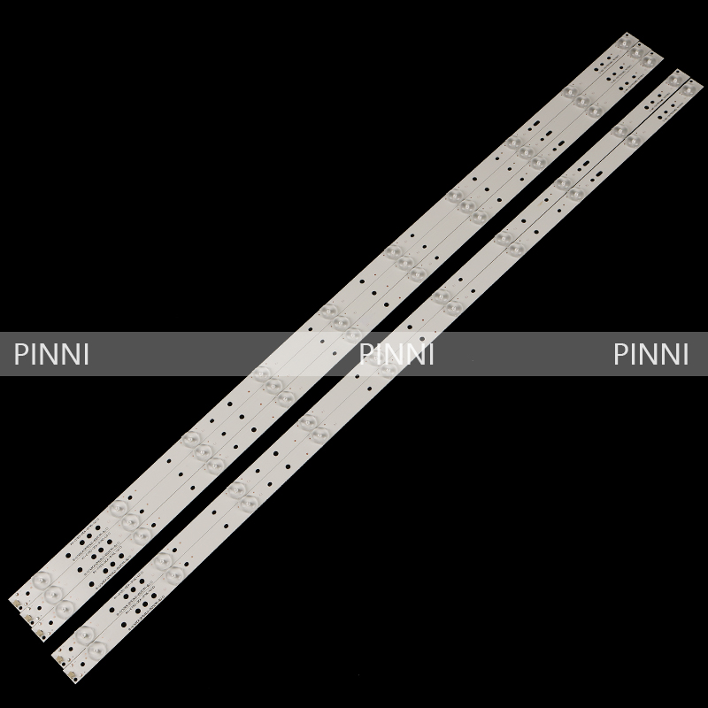 Brand New Original TPV LD43V02S Haier 43A3 Light Stick Lb-pf3528-gjd2p5c435x10-h Screen TPT430H3