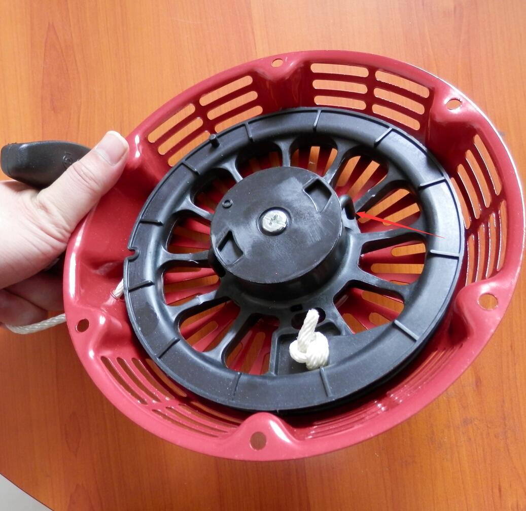 Recoil Starter Bolt Fit Honda GX340 GX390 GX610 GX620 Engine Motor