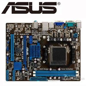ASUS M5A78L-M LX3 Motherboard M5A78L-M-LX3 Systemboard M5A78L Socket AM3+ DDR3 16GB For AMD 760G/780L Desktop Mainboard Used