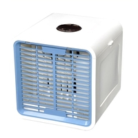 Usb Mini Portable Air Conditioner Humidifier Purifier Desktop Air Cooling Fan Air Cooler Fan for Office Home