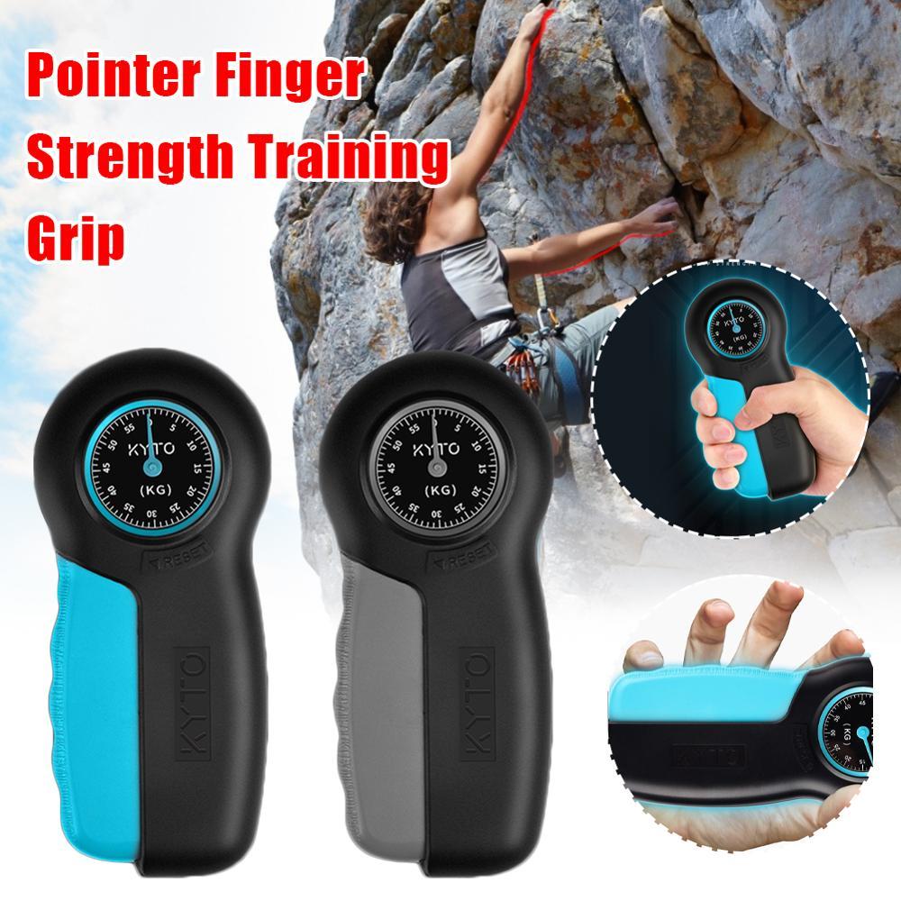 Dynamometer Hand Grip Meter Force Power Strength Trainer Measurement Tools