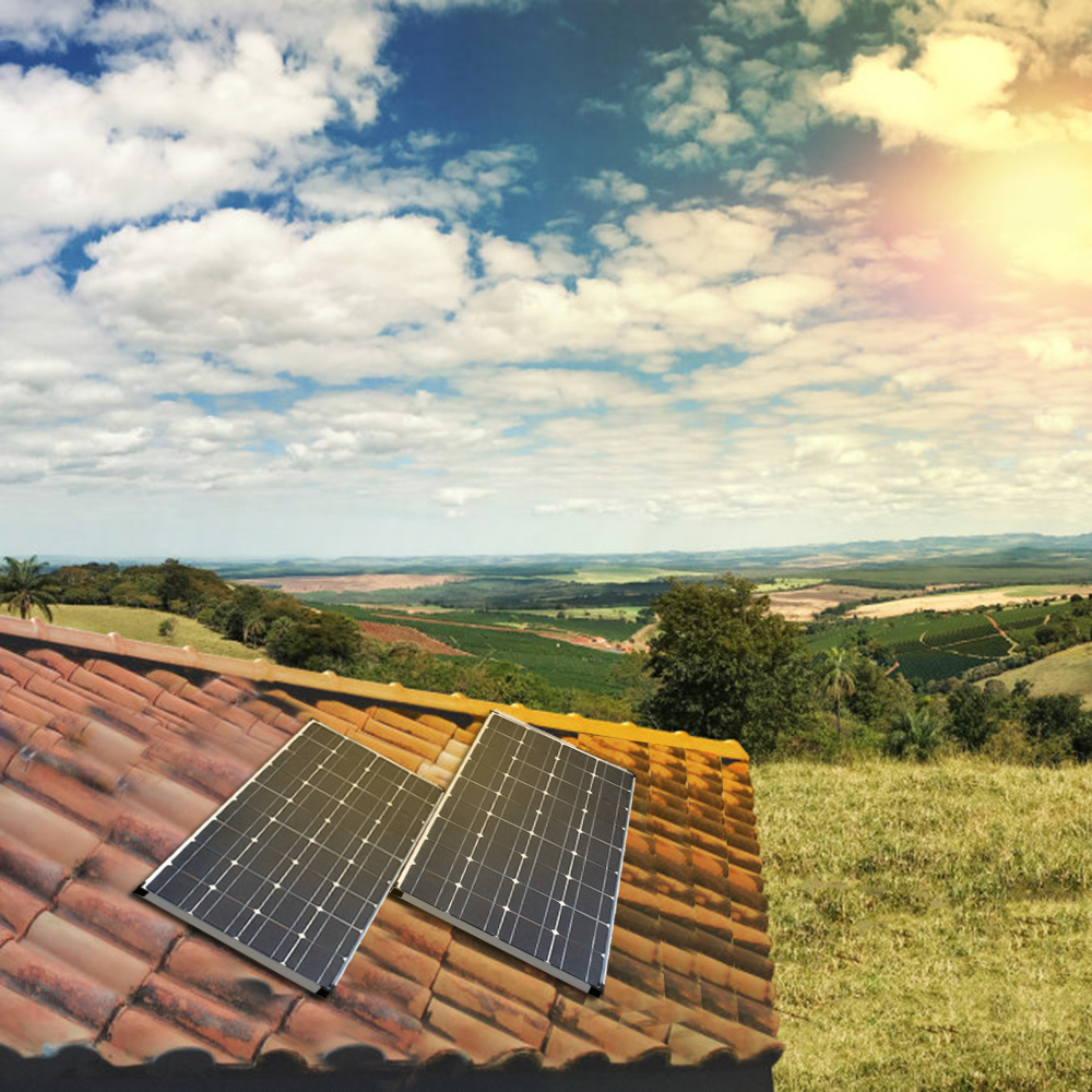Купить солнечная панель 1200 вт 12 в в комплекте аккумуляторная батарея