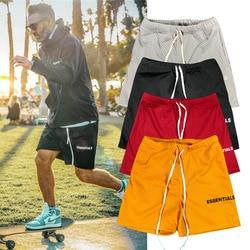 Летние мужские шорты для бега, спортивные шорты для бега, фитнеса, быстросохнущие мужские шорты для тренажерного зала, спортивные шорты для ...