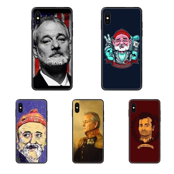 Releases Black Soft TPU Phone Cover Case Famous Actor Bill Murray For Galaxy A70 A71 A70E A5 A6 A7 A8 A10 A10S A20 A20S A20E image