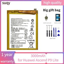 Bateria Suqy do Huawei P9/Ascend P9 Lite/G9/honor 8/honor 5C/G9 EVA-L09/honor 8 Lite/P10 Lite/Nova Lite/Honor 6C Pro/V9 Play(China)