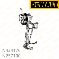 DEWALT 18V Motor and Switch for DCD790 DCD795 N434176 N257100 Power Tool Accessories Electric tools part