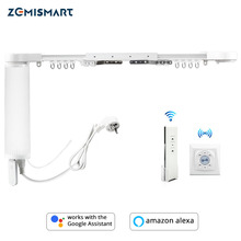 Zemismart Smart Vorhang Blind Motor Alexa Echo Google Home Tuya WiFi Steuer Broadlink RF Control Elektrische Bühne Vorhänge