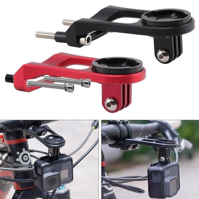 1 conjunto prático bicicleta computador suporte de montagem para wahoo parafuso mini gps extensor suporte|Computador p/ bicicleta|   -