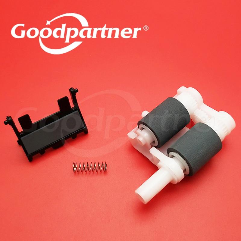 1X Pickup Roller Separation Pad For Brother HL2130 HL2132 HL2220 HL2230 HL2240 HL2250 HL2270 HL2280 DCP7060D DCP7065 DCP7055
