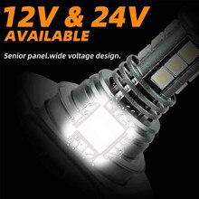 2x H7 LED Headlight Low Beam Bulbs Conversion High Power 52000LM 6500K Car Headlight Bulb Beam Kit Auto Fog Light 30W 12/24V