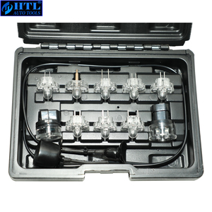 Image 3 - ELECTRONIC FUEL INJECTION INJECTOR TEST NOID LIGHT SET AUTO TOOL
