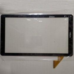 Do 10.1 ''Cal XN1332V1 tablet zewnętrzny pojemnościowy ekran dotykowy ekran do pisania ręcznego do postaci cyfrowej czujnik panel Multitouch