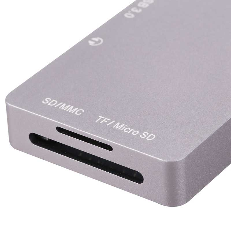 9-en-1 paire type-c station d'extension pour MacBook Pro vers HDMI