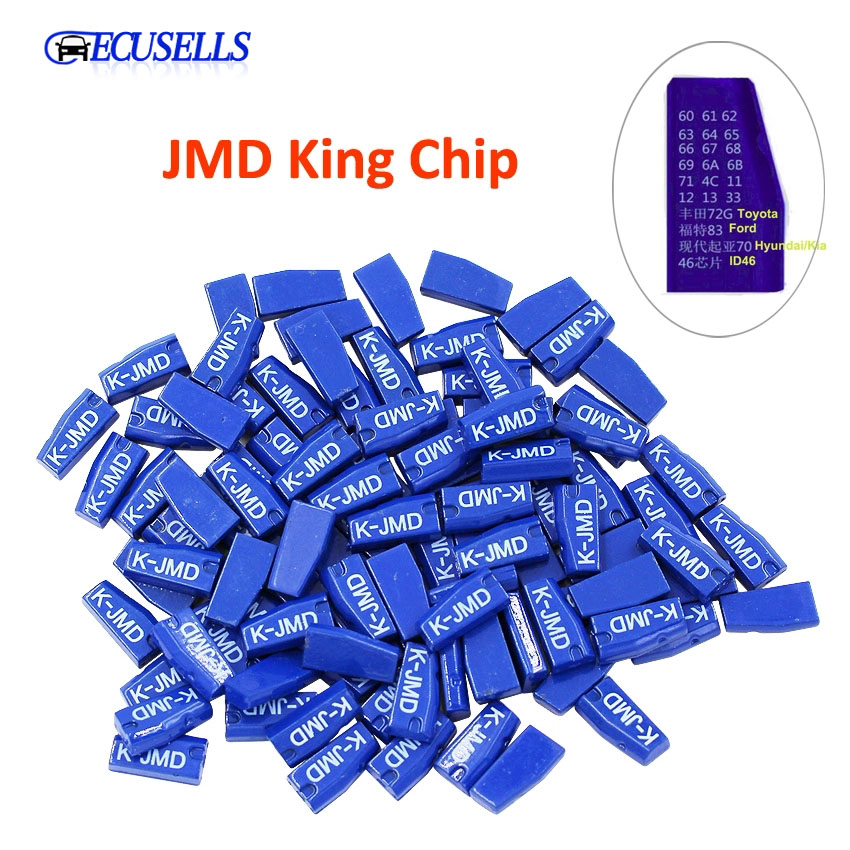 Car-Key Chip Jmd-King-Chip Handy Baby Original for 10pcs/Lot 4D/G