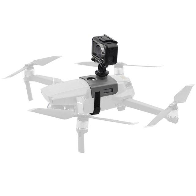 Para DJI MAVIC Pro Drone OSMO, cardán con mango de bolsillo/DJI osmo Action GOPRO, Kit de expansión Insta360, soporte de luz de relleno para cámara