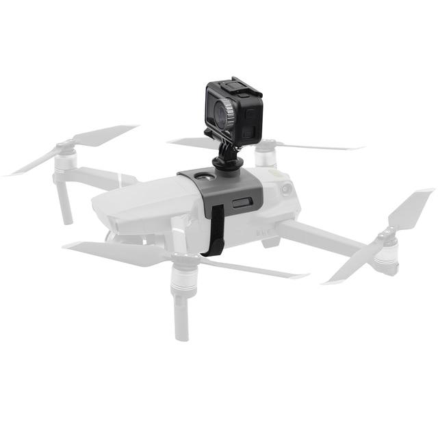 for DJI MAVIC Pro Drone OSMO POCKET Handle Gimbal/DJI osmo Action GOPRO Insta360 Expansion Kit Camera Fill Light Holder Mount