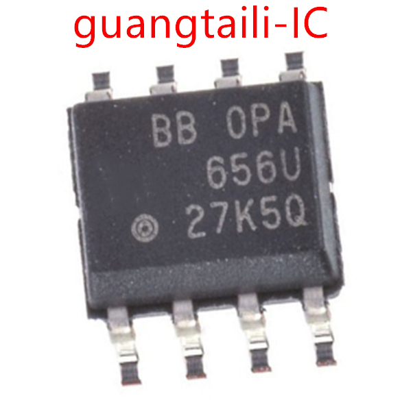 5PCS-10PCS <font><b>OPA656</b></font> OPA656U OPA656UA SOP8 High speed precision amplifier New original parts image