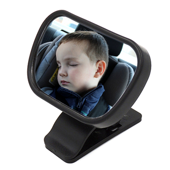Car Safety Easy View Back Seat Mirror Baby Facing Rear Ward Child Infant Care Square Safety Baby Kids Monitor Car Accessories 1
