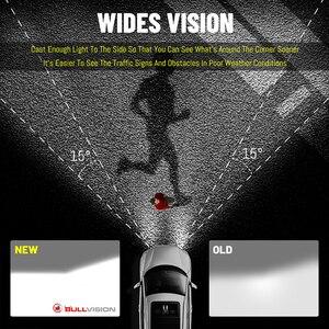 Image 4 - Bombillas de luz Led para coche, Faro de 360 grados, H8, H9, H1, H11, H7, 9012, 9006, HB3, 9005, 6000K, 8000K, Universal Mini
