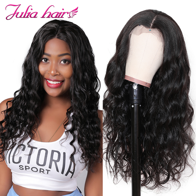 Ali Julia Hair 360 Lace Front Body Wave Wig Brazilian Remy Human Hair Wigs 150% Density For Choice
