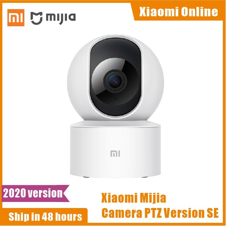 Новейшая смарт-камера Xiaomi PTZ версия SE 360 горизонтальный угол 1080P инфракрасное ночное видение AI гуманоидное Обнаружение для приложения MI Home