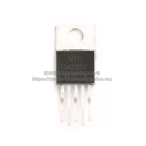 Image 2 - 10 pces tda2050l para 220 amplificador de potência de áudio linear proteção térmica de curto circuito original
