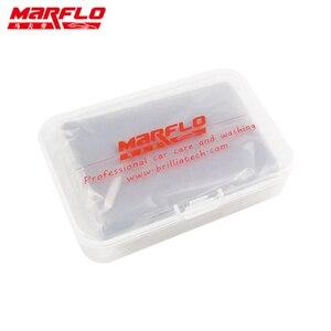 Image 5 - Marflo洗車ディテールマジック粘土バー 100 グラムファインミディアム · キンググレードヘビー 80 グラム新piont粘土バー強力な除去汚染物質